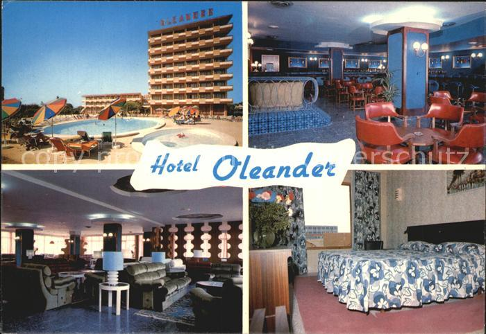 Playa de palma mallorca hotel oleander swimmingpool bar foyer zimmer kat spanien nr ks87558 for Palma de mallorca hotels with swimming pool