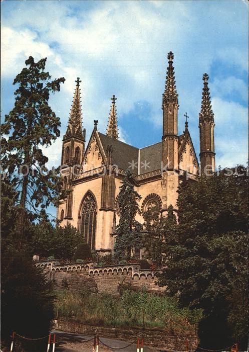 Remagen St. Apollinaris Kirche Kat. Remagen