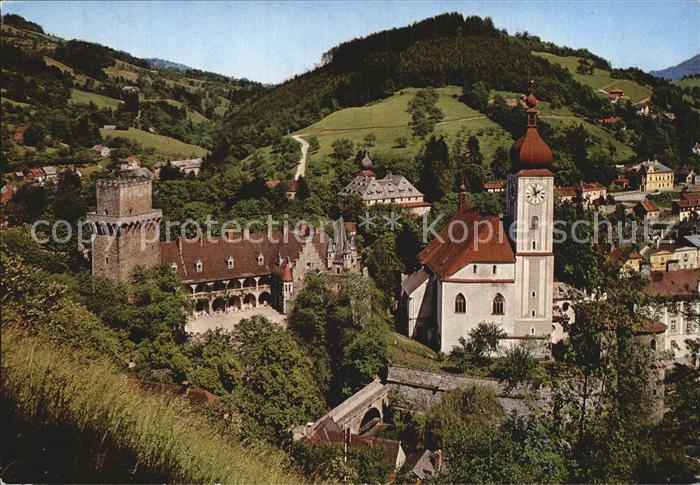 Waidhofen Ybbs Kirchenpartie Kat. Waidhofen an der Ybbs