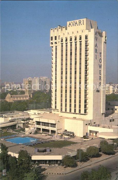 Karachi Avari Towers Kat. Karachi