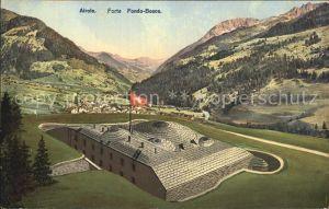 Airolo Fort Fondo Bosco Kat. Airolo