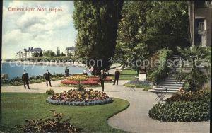 Geneve GE Parc Mon Repos Kat. Geneve