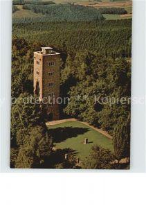Rotenburg Fulda Ahlheimer Turm Fliegeraufnahme Kat. Rotenburg a.d. Fulda