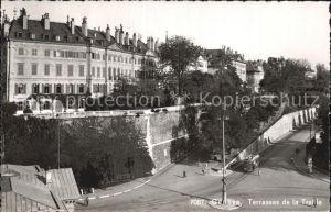 Geneve GE Terrasses de la Treille Kat. Geneve