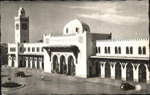 Oran Algerie La Gare CFA Kat. Oran