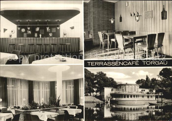 Torgau Terrassencafe Kat. Torgau