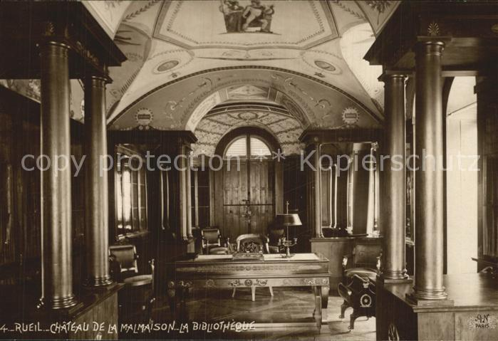 chateau de la malmaison v 1922 siehe foto 32916 nr 211190319 oldthing. Black Bedroom Furniture Sets. Home Design Ideas