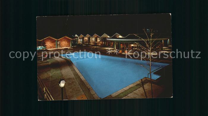 Michigan Holiday Inn Grand Rapids Swimming Pool Kat. Michigan