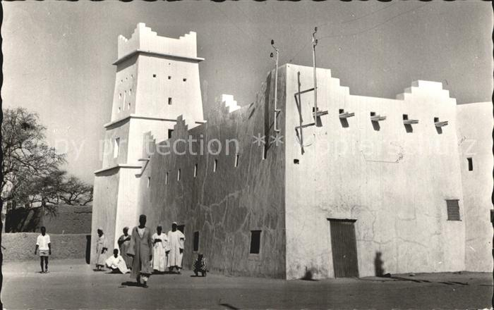 Zinder Mosquee du Birni / Zinder Niger /
