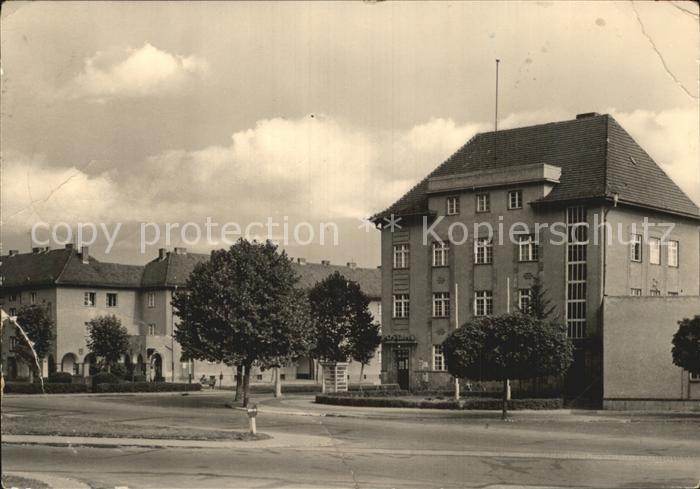 Velten Poststrasse Kat. Velten