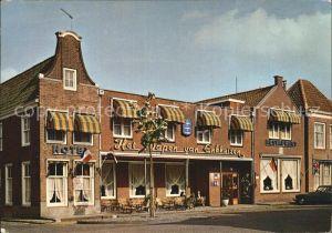 Enkhuizen Hotel Restaurant Het Wappen van Enkhuizen Kat. Enkhuizen