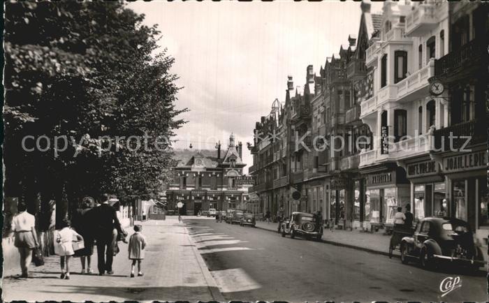 Berck Plage Avenue de la Gare