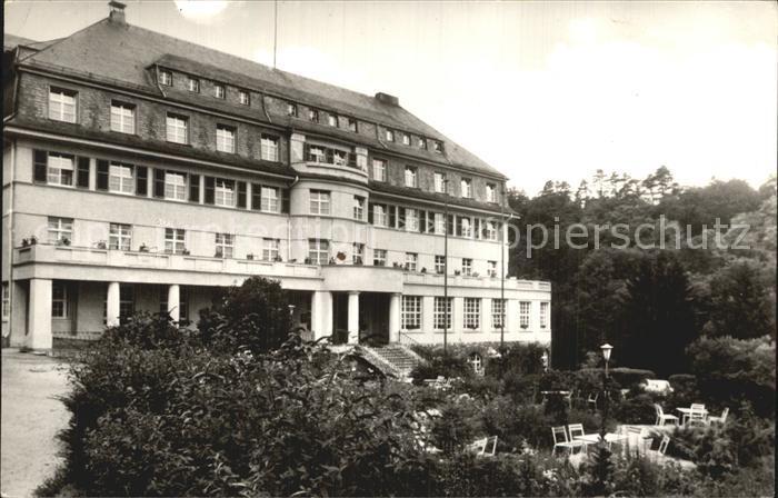 Stromberg Westfalen DRK Kurhaus Kat. Oelde
