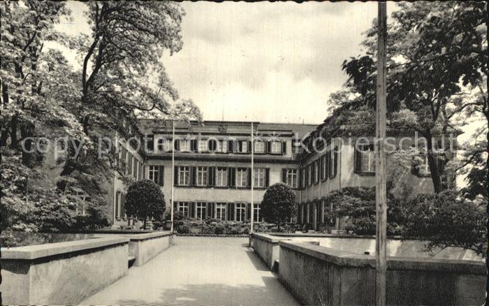 Buer Gelsenkirchen Schloss Berge Kat. Gelsenkirchen