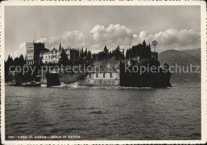 Isola di Garda Lago di Garda Kat. Italien