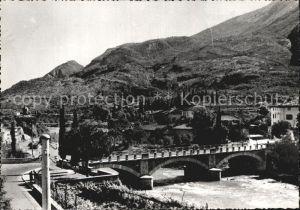 Arco Trentino Ponte sul Sacra Kat. Italien