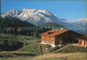Berchtesgaden Gotzenalm mit Funtenseetauern Kat. Berchtesgaden