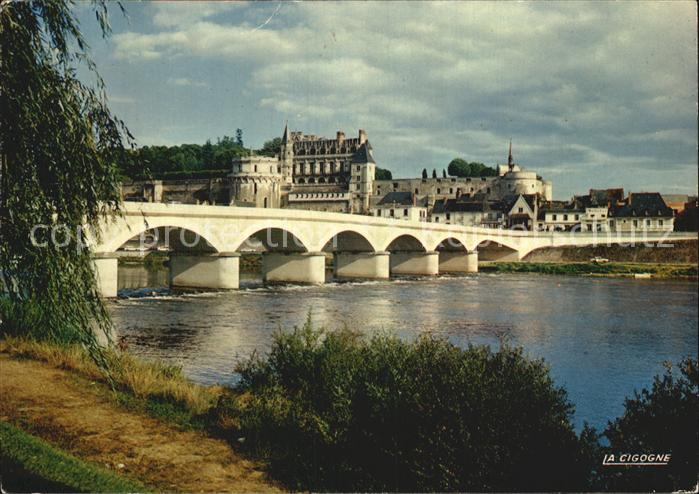 Amboise Schloss Kat. Amboise