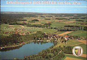 Holzoester Franking Moorbadsee  Kat. Franking