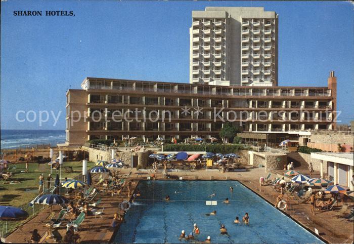 Israel Sharon Hotels Herzlia Beach Kat. Israel