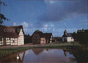 Kommern Mechernich Rheinisches Freilichtmuseum Kat. Mechernich