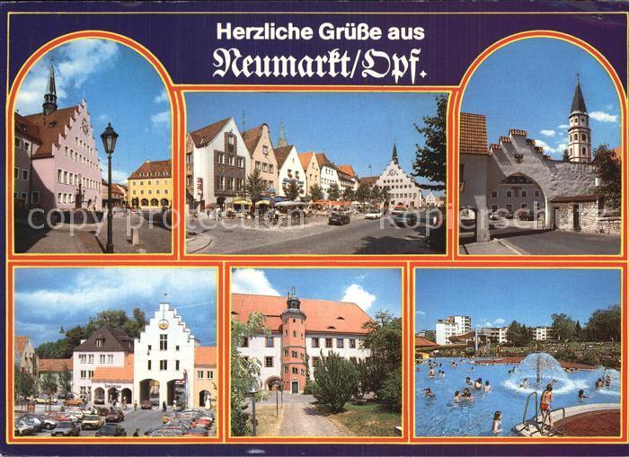 Neumarkt Oberpfalz  Kat. Neumarkt i.d.OPf.