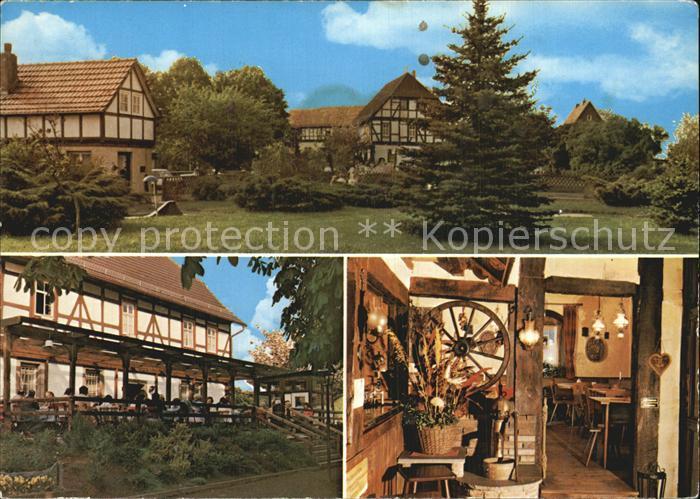 Bad Hersfeld Klosterschaenke Johannesberg Kat. Bad Hersfeld Nr ...