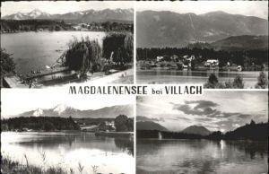 Villach Kaernten Magdalenensee / Villach /Klagenfurt-Villach