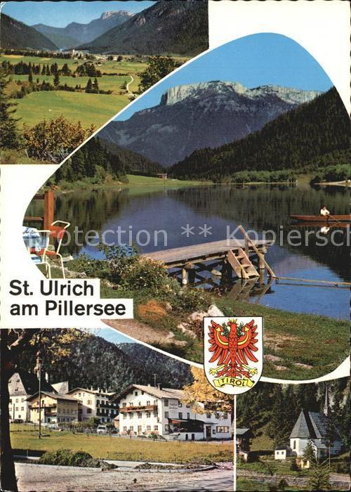 St Ulrich Pillersee  Kat. St. Ulrich am Pillersee