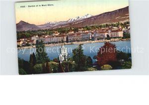 Geneve GE Mont Blanc  Kat. Geneve