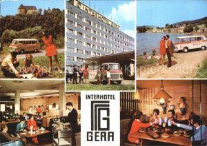 Gera Interhotel Gera Kat. Gera