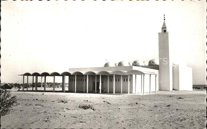 kt41594 Nouakchott Mosquee Kat. Nouakchott