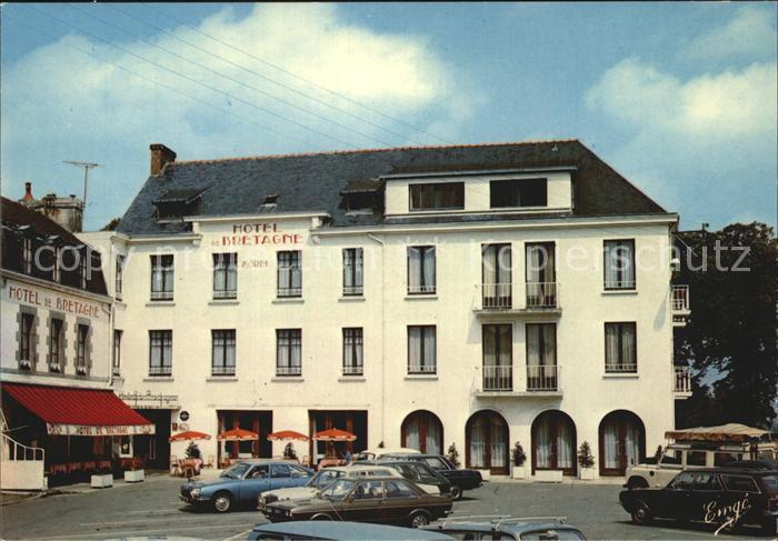 Dol de Bretagne Hotel de Bretagne Kat. Dol de Bretagne