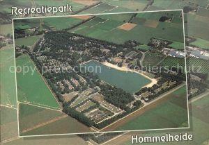 Susteren Recreatiepark Hommelheide Luchtopname Ferienpark