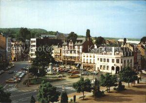 Spa Liege Place du Monument Place Fleurie Kat.