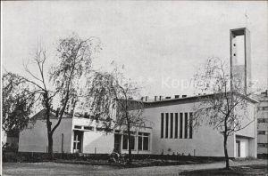 Traun Gemeindezentrum Haid mit Gnadenkirche Kat. Traun