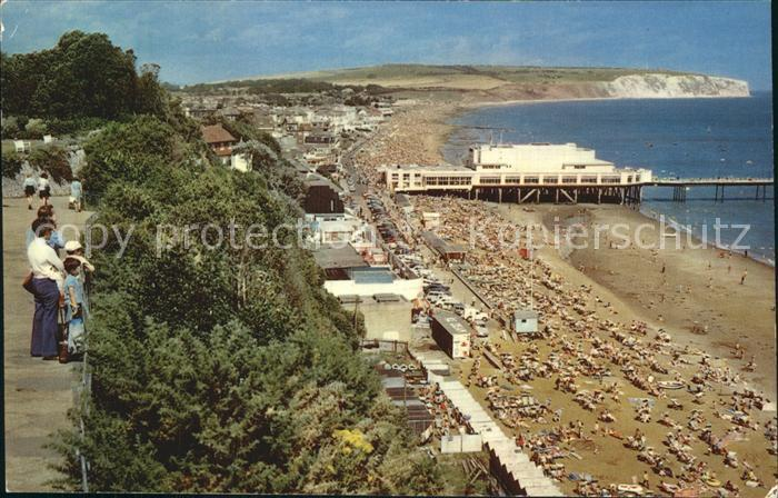 Sandown Isle of Wight Esplanade and Pier Kat. Isle of Wight