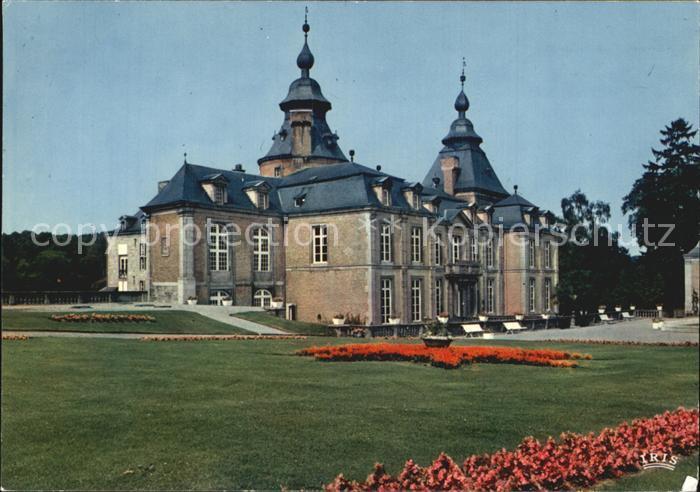 Modave Chateau Schloss Kat.