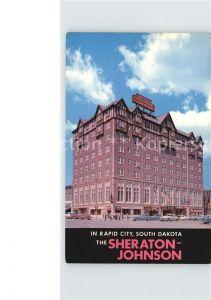 Rapid City South Dakota Sheraton Johnson Hotel Kat. Rapid City