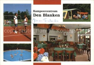 Neede Kampeercentrum Den Blanken Tennis Kat. Neede