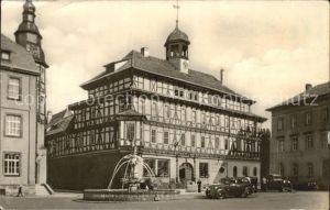 Vacha Rathaus Kat. Vacha