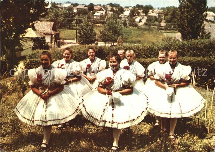 Ungarn Volkstracht von Rimoc