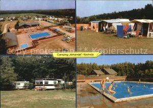 Kootwijk Camping Kerkendel Schwimmbad Zelte Kat. Radio Kootwijk