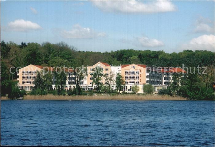 Feldberg Mecklenburg Klinik am Haussee Kat. Feldberger Seenlandschaft