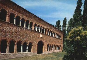 Pomposa Abbazia Palace of Justice