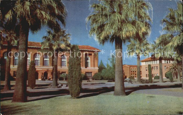 Tucson University of Arizona Campus Kat. Tucson