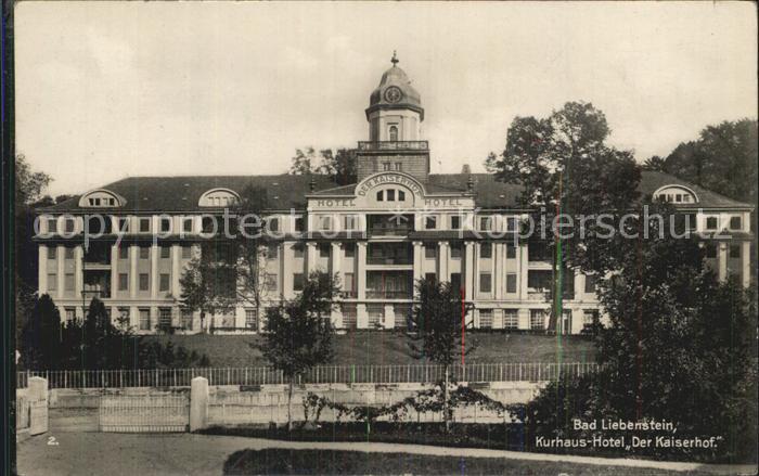 Hotel Kaiserhof Bad Liebenstein