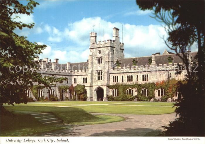 Cork University College  Kat. Cork