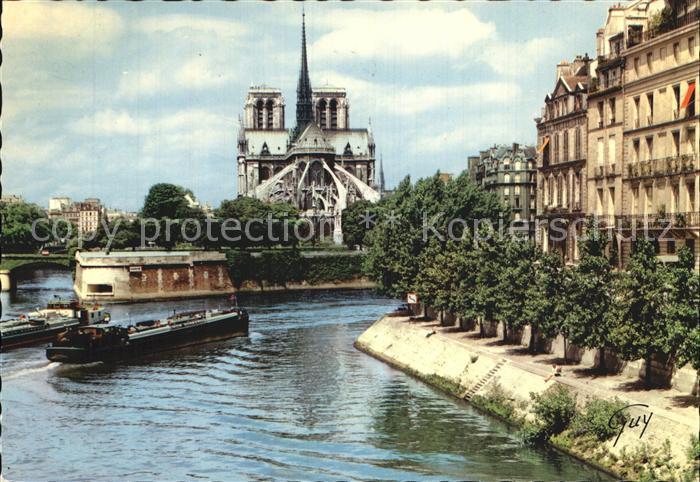 Paris Notre Dame Saint Louis  Kat. Paris