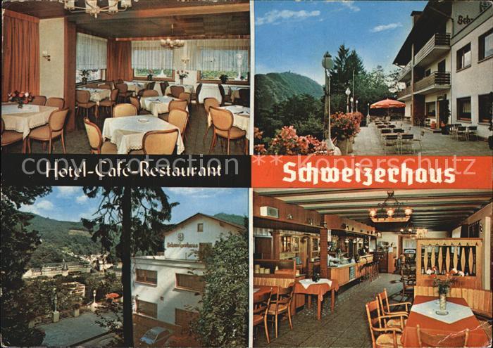 Hotel Schweizerhaus Bad Ems